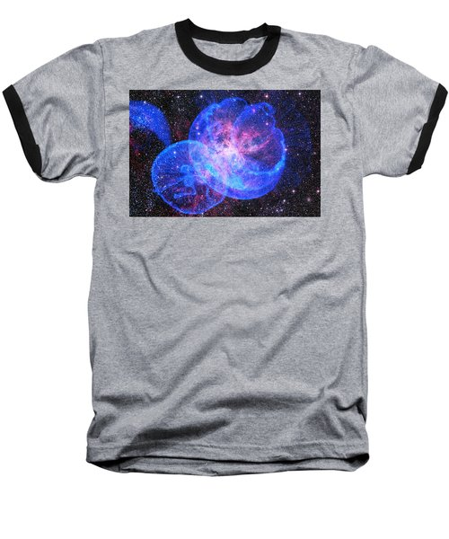 X-factor In Universe. Strangers In The Night Baseball T-Shirt