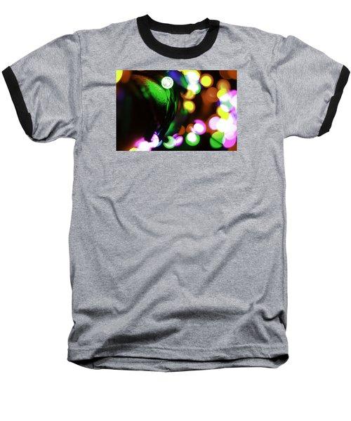 Xmas Lite Baseball T-Shirt