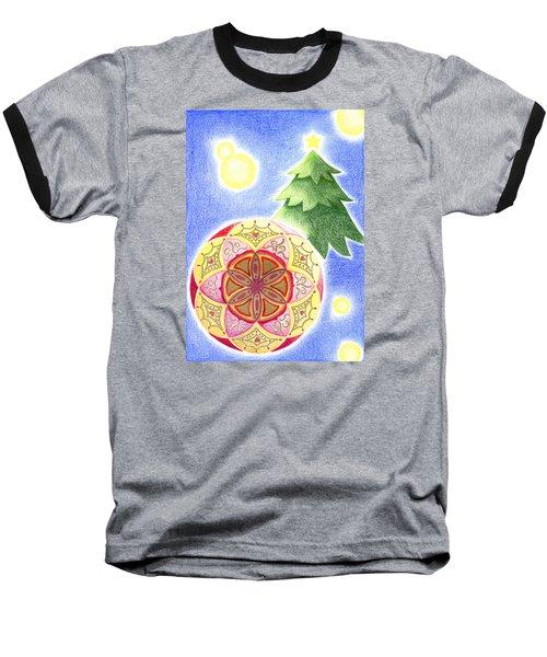 X'mas Ornament Baseball T-Shirt