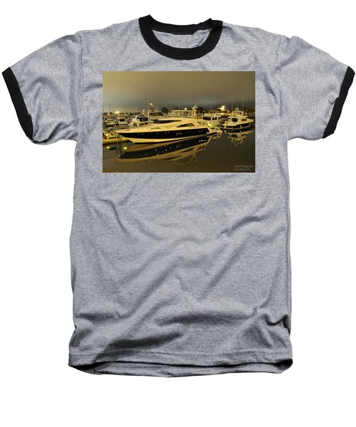 Yacht  Baseball T-Shirt