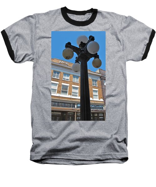 Ybor City 2010 5 Baseball T-Shirt by David Beebe