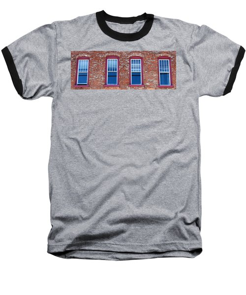 Ybor City 2013 8 Baseball T-Shirt by David Beebe