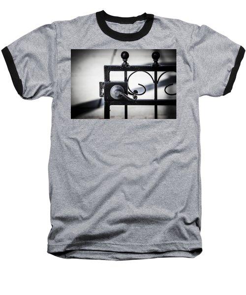 Ybor City Gate Baseball T-Shirt