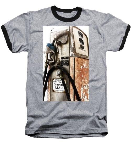 Ye Old Pump Baseball T-Shirt by Caitlyn  Grasso