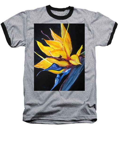 Yellow Bird Baseball T-Shirt