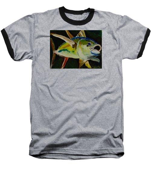 Yellow Fin Tuna Baseball T-Shirt
