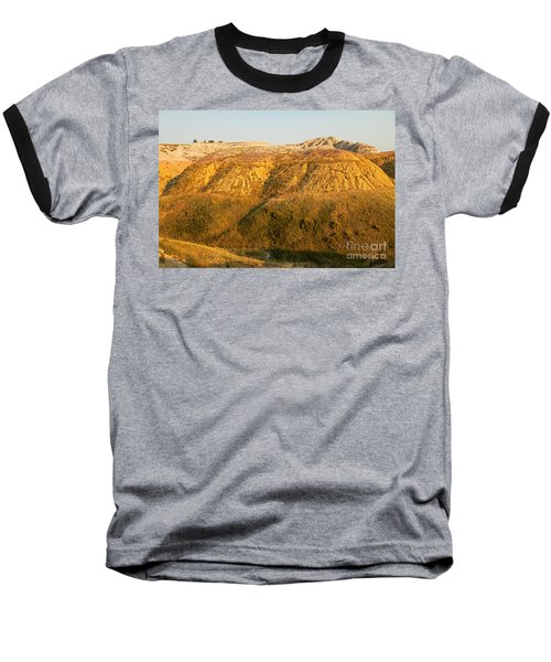 Yellow Mounds Overlook Badlands National Park Baseball T-Shirt