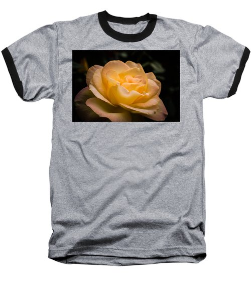 Yellow Ray Of Sunshine Baseball T-Shirt
