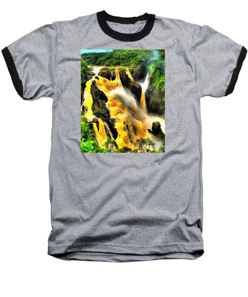Yellow River Baseball T-Shirt