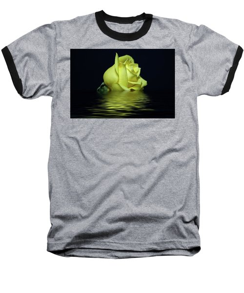 Yellow Rose II Baseball T-Shirt