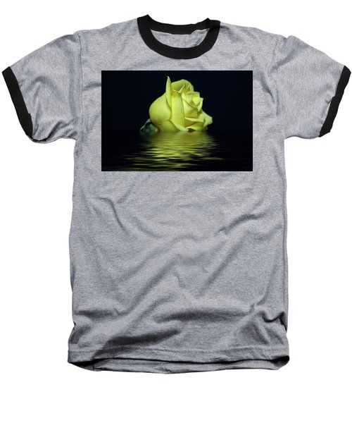 Yellow Rose II Baseball T-Shirt