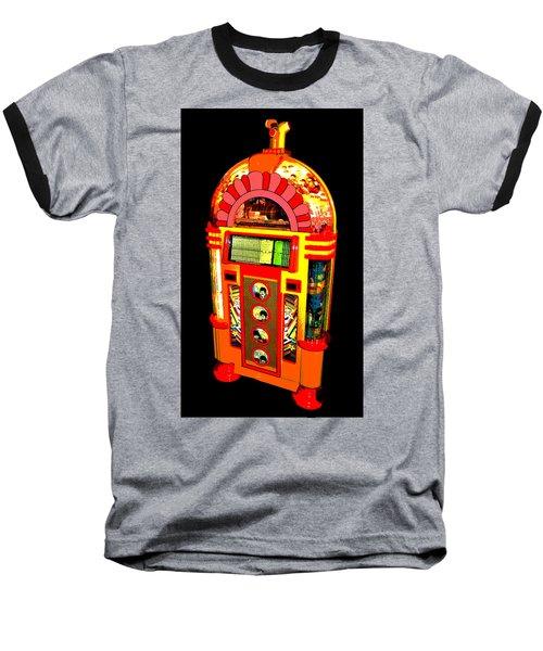 Yellow Submarine Poster Baseball T-Shirt