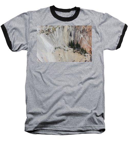 Yellowstone National Park Baseball T-Shirt
