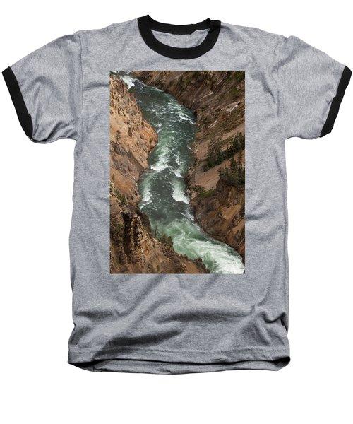 Yellowstone River Baseball T-Shirt