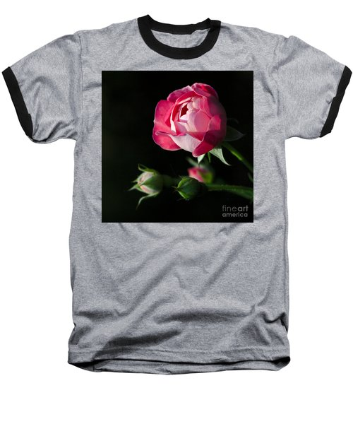 Yesterday A Rosebud Baseball T-Shirt