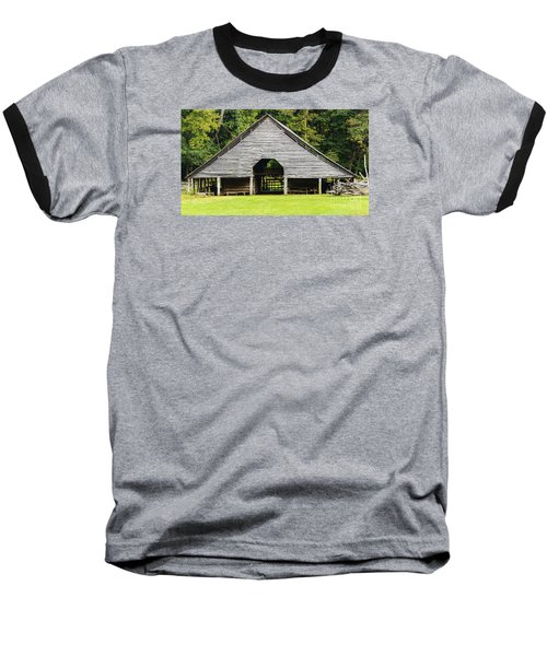 Yesterdays Barn Baseball T-Shirt