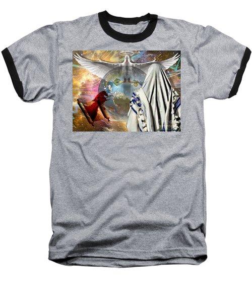 Yhwh Baseball T-Shirt