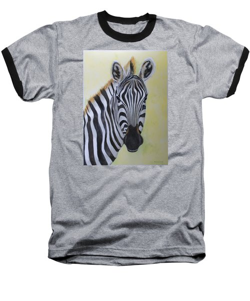 Yipes Stripes Baseball T-Shirt
