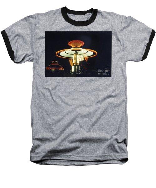Yo-yo Carnival Ride Baseball T-Shirt