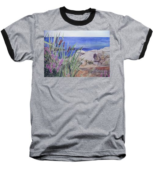 York Maine Baseball T-Shirt