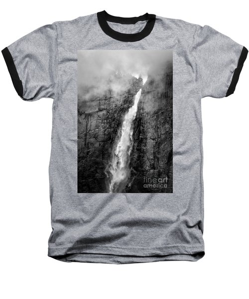 Yosemite Fall Baseball T-Shirt
