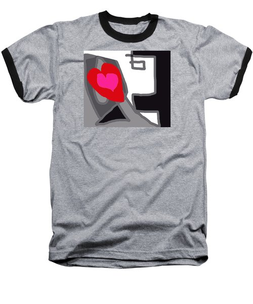 You Are My Forever Valentine Baseball T-Shirt