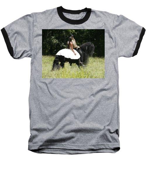Baseball T-Shirt featuring the photograph You May Kiss The Bride by Carol Lynn Coronios