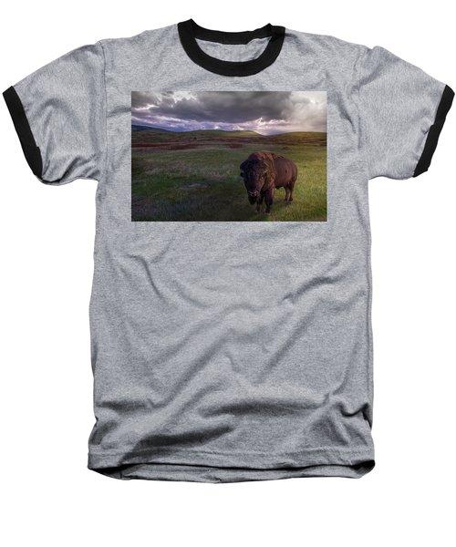 You May Not Pass Baseball T-Shirt