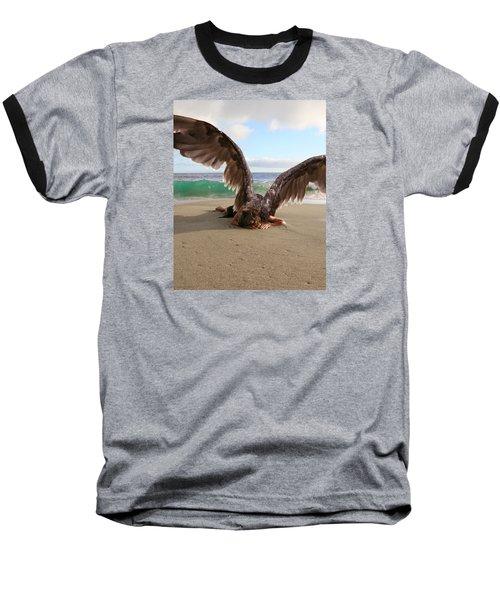 You Will Not All Sleep Baseball T-Shirt