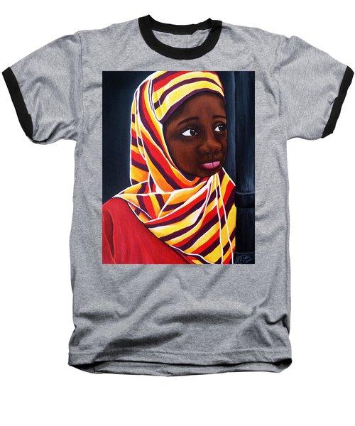 Young Girl Baseball T-Shirt