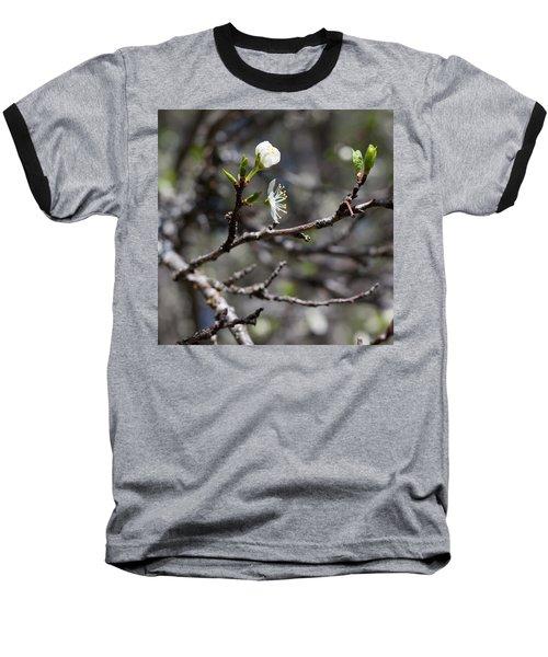 Young Plums Baseball T-Shirt