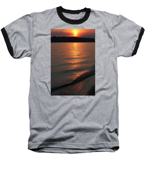Baseball T-Shirt featuring the photograph Your Moment Of Zen by Julie Andel