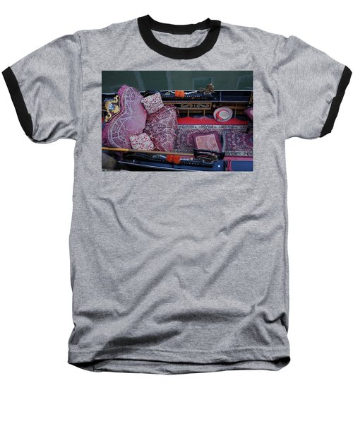 Your Ride Awaits Baseball T-Shirt