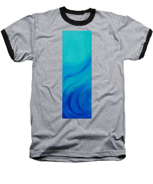 Your Wave Mirrored Baseball T-Shirt