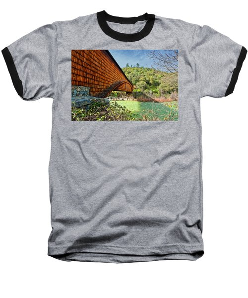 Baseball T-Shirt featuring the photograph Yuba State Park by Jim Thompson