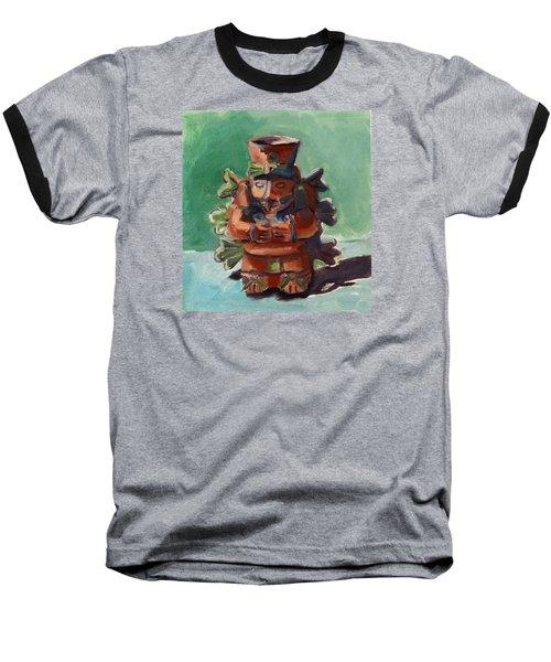 Yucatan Prince Baseball T-Shirt by Pattie Wall