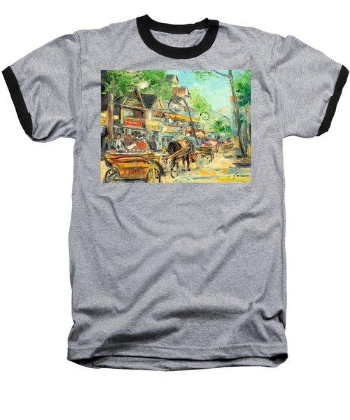 Zakopane - Poland Baseball T-Shirt