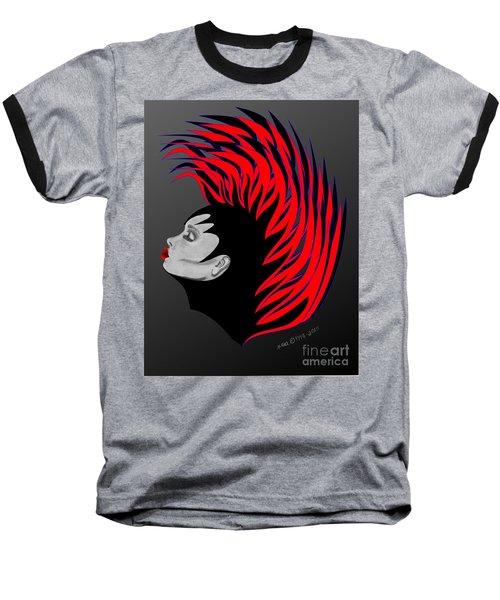 Zee Fire Baseball T-Shirt