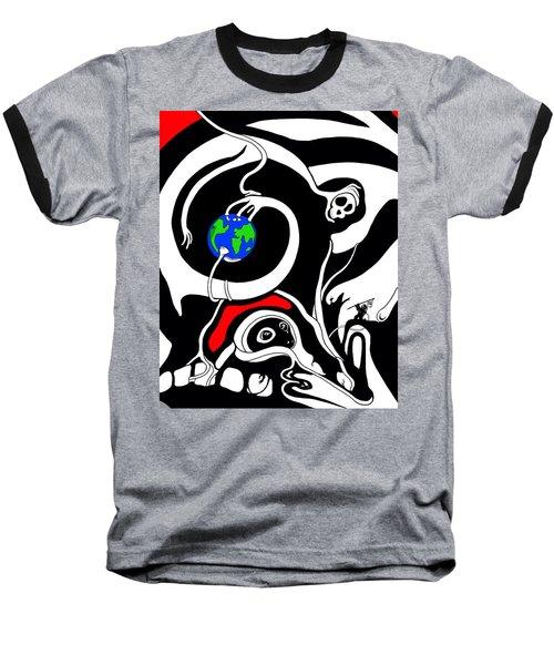 Zero Gravity Baseball T-Shirt