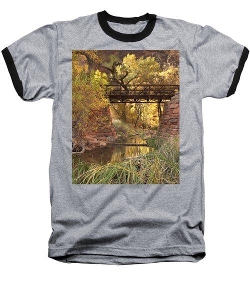 Zion Bridge Baseball T-Shirt
