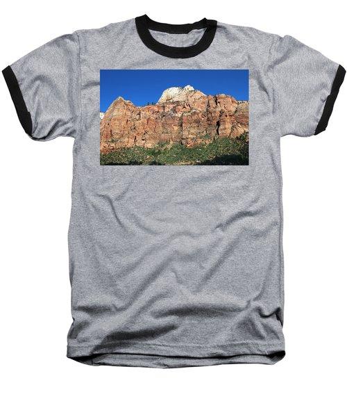 Zion Wall Baseball T-Shirt