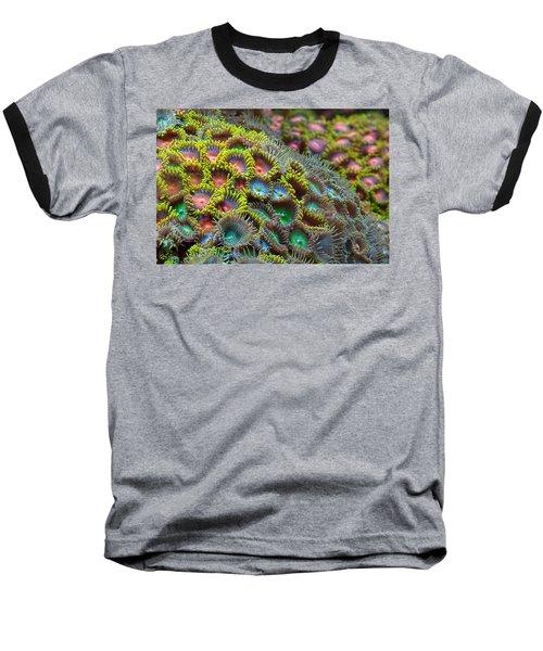 Zoanthids Baseball T-Shirt