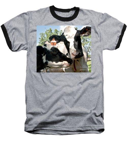 Zoey And Matilda Baseball T-Shirt