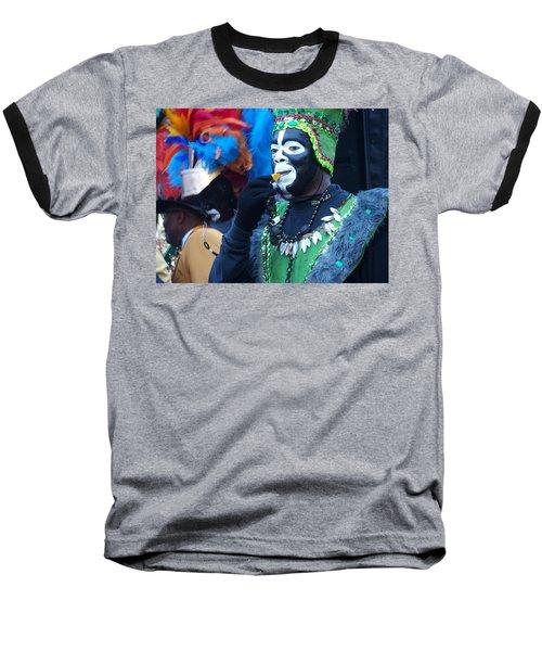 Zulu Baseball T-Shirt by Steve Archbold