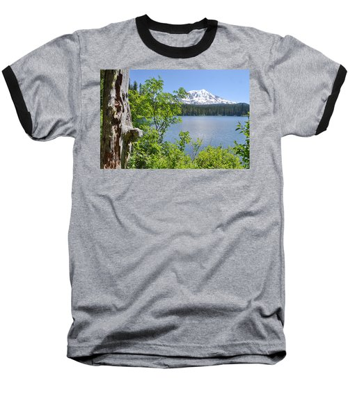 Mount Adams Baseball T-Shirt