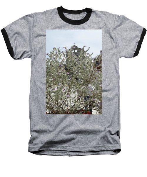 Santa Lucia Alla Badia Church Baseball T-Shirt