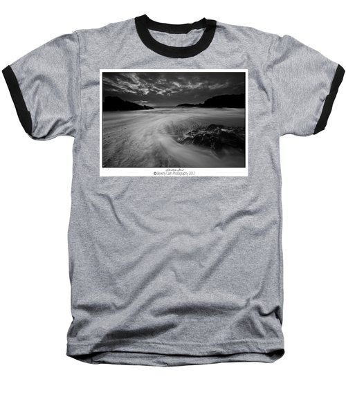 Llanddwyn Island Beach Baseball T-Shirt by Beverly Cash