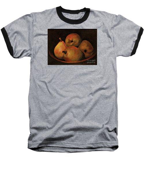 4 Pears Baseball T-Shirt