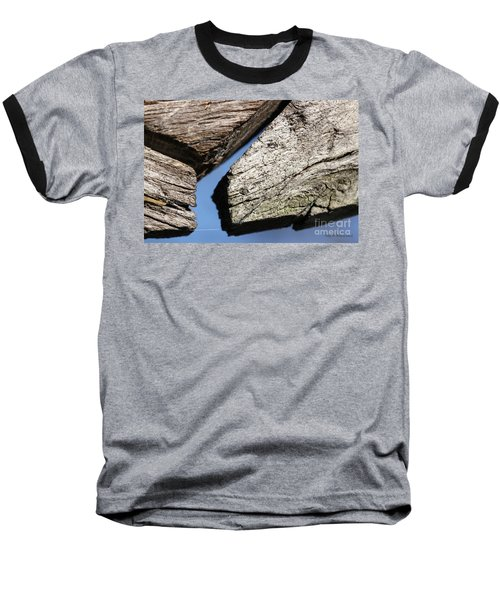 Abstract With Angles Baseball T-Shirt