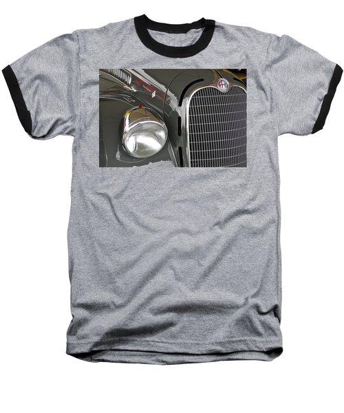 Baseball T-Shirt featuring the photograph Alfa Romeo by Anna Ruzsan